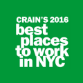 Crain's Best Place To Work