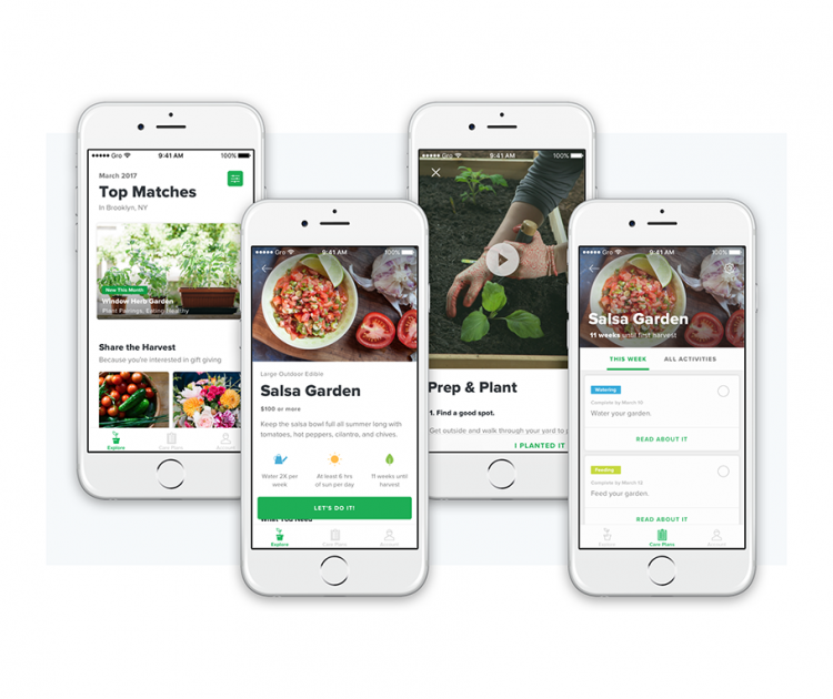 GRO App by Scotts Miracle Gro