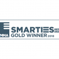 Smarties Gold Award Logo